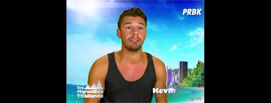 Kevin (Les Marseillais en Thaïlande) séparé de Stéphanie dans l'épisode du 5 mai 2015 sur W9
