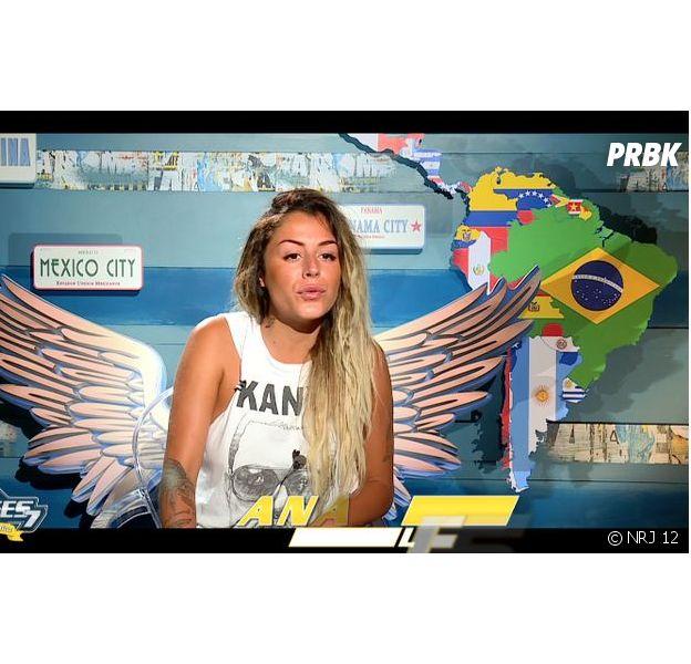 Anaïs Camizuli : clash avec Vivian dans Les Anges 7