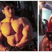 Paralysé, ce bodybuilder pas comme les autres est devenu une superstar en Inde
