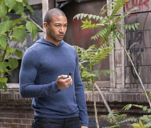 The Originals saison 2, épisode 22 : Marcel (Charles Michael Davis) sur une photo