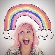 Bérengère Krief trop kawaii : l'humoriste dévoile ses cheveux roses sur Instagram
