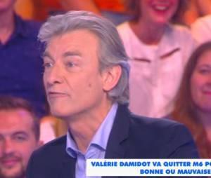 Gilles Verdez tacle Benjamin Castaldi et Valérie Damidot dans TPMP, ils lui réopndent avec humour sur Twitter