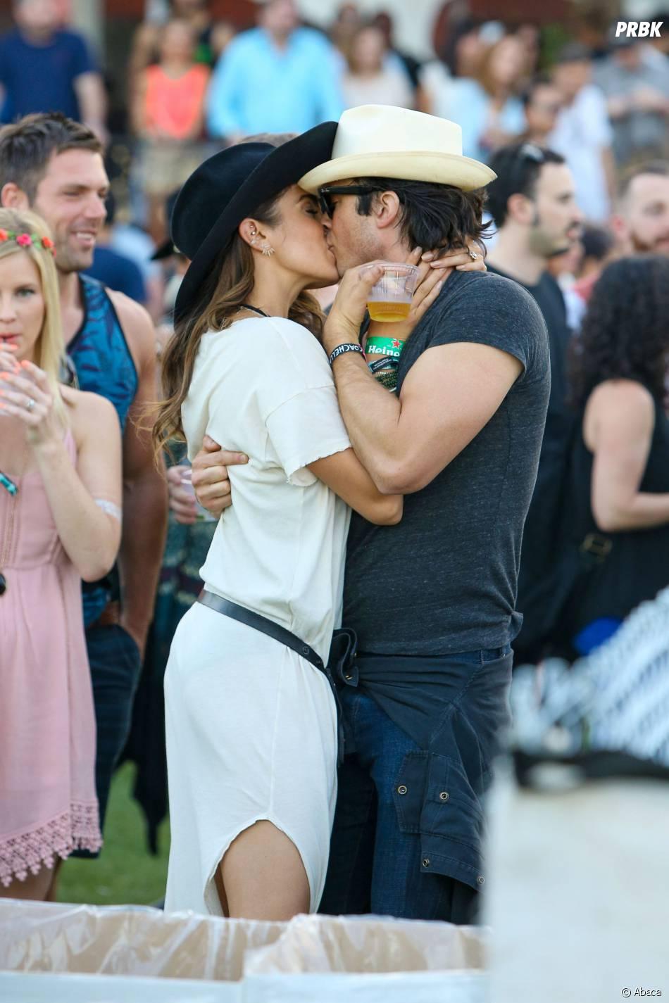 Ian Somerhalder et Nikki Reed bientôt parents ?
