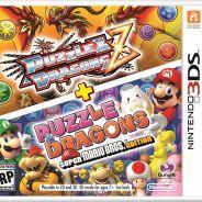 Test Puzzle Dragons Z + Puzzle Dragons Super Mario Bros Edition sur 3DS : une histoire d'orbes !