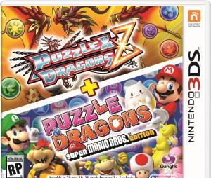 Puzzle Dragons Z + Puzzle Dragons Super Mario Bros Edition est disponible sur 3DS depuis le 7 mai 2015