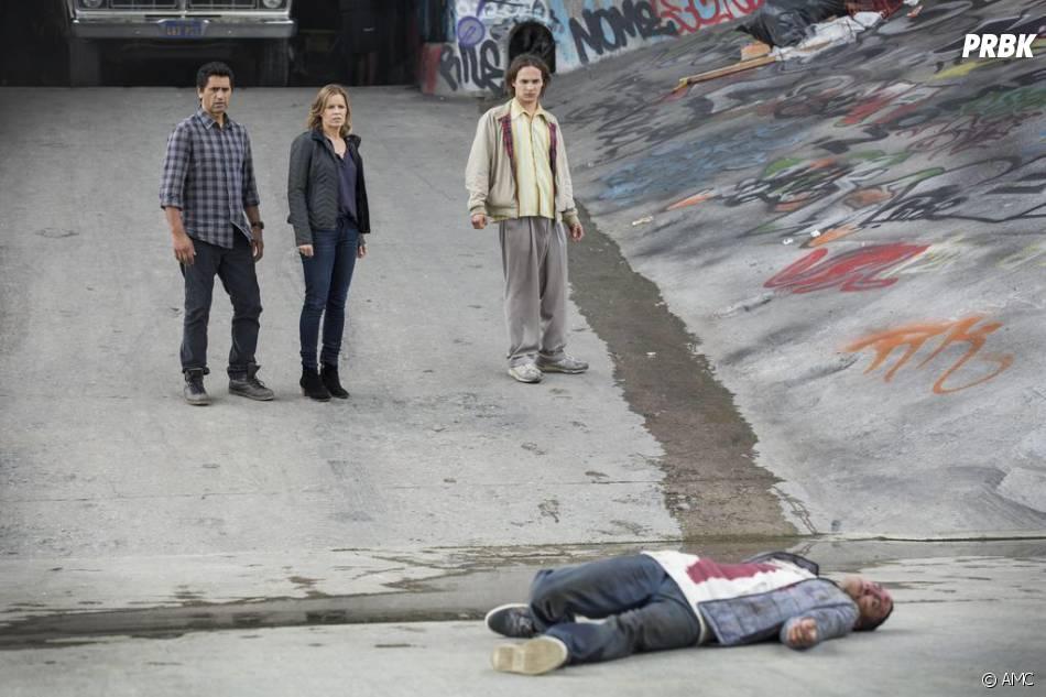 Fear The Walking Dead saison 1 : moins de zombies à venir