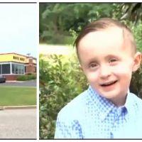 Émouvant : ce qu'a fait ce garçon de 5 ans pour un SDF a fait pleurer tout un restaurant