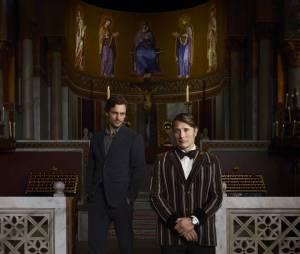 Hannibal saison 3 : Will (Hugh Dancy) et Hannibal (Mads Mikkelson)