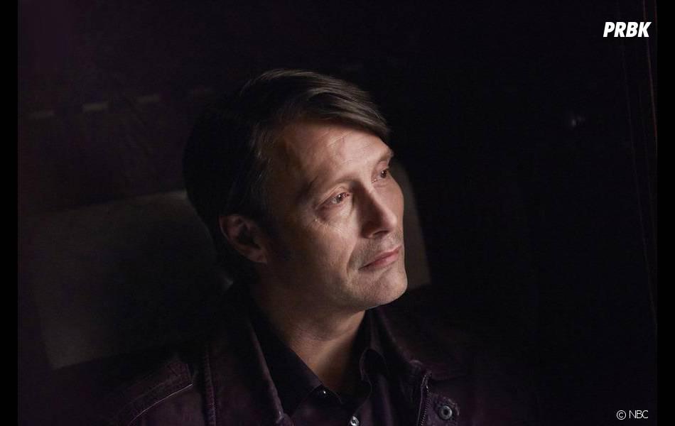 Hannibal saison 3 : Mads Mikkelson (Hannibal) sur une photo