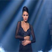 Leila Ben Khalifa sexy et sensuelle pour une ultime prestation dans Danse avec les Stars