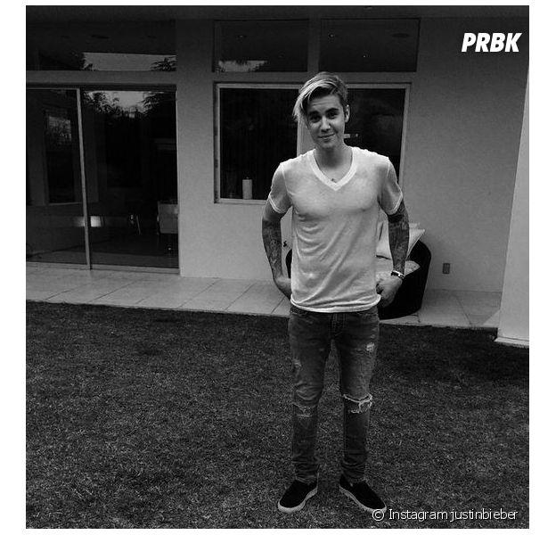 Justin Bieber inscrit sur Snapchat
