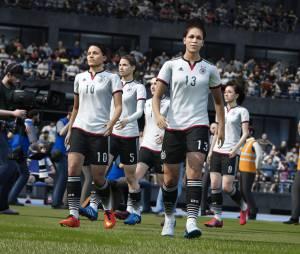 FIFA 16 : les footballeuses allemandes à l'honneur