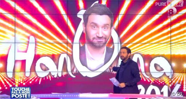 Cyril Hanouna futur candidat de l'Eurovision ? Sa proposition dans TPMP le 1er juin 2015 sur D8
