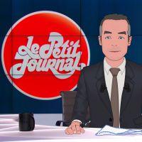 Le Petit Journal : Yann Barthès et sa bande transformés en cartoon pour le festival d'Annecy