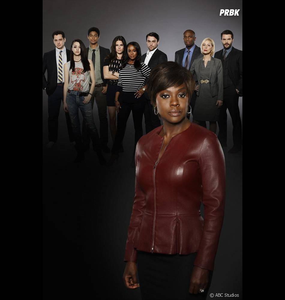 How To Get Away With Murder dans le classement des séries les plus regardées aux Etats-Unis en 2014/2015