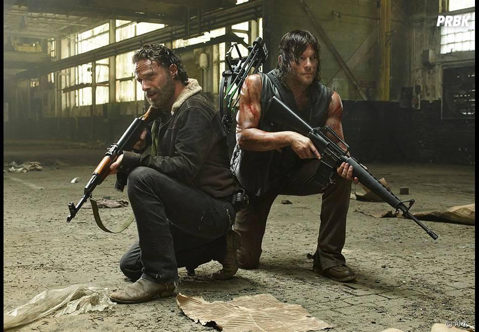 The Walking Dead dans le classement des séries les plus regardées aux Etats-Unis en 2014/2015