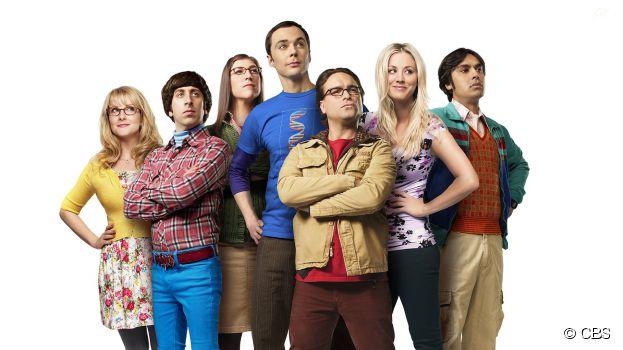 The Big Bang Theory au top du classement des séries les plus regardées aux Etats-Unis en 2014/2015