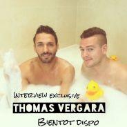"""Thomas Vergara dans le bain de Jeremstar : """"un peu comme une thérapie"""""""