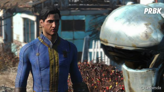 Fallout 4 : une image extraite du jeu, dont la sortie est prévu le 10 novembre 2015