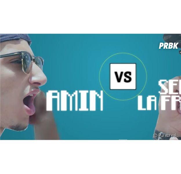 Seb la Frite VS Amin : combat de Youtubers au Marrakech du Rire 2015