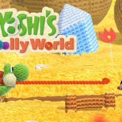 Test de Yoshi's Woolly World sur Wii U : une aventure cousue de fil blanc ?