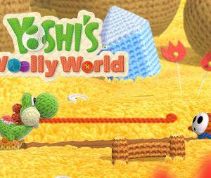 Yoshi's Woolly World est disponible sur Wii U depuis le 26 juin 2015