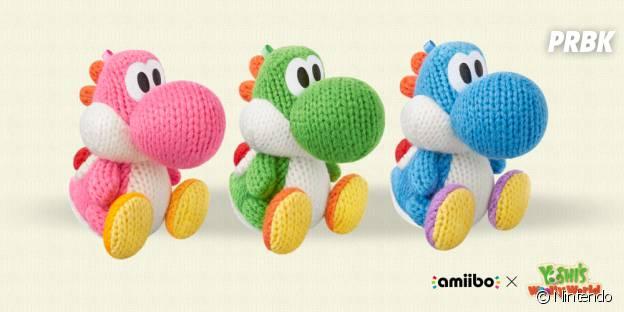 Yoshi's Woolly World - Amiibo