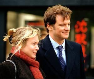 Renee Zellweger et Colin Firth dans Bridget Jones 2
