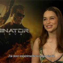 Emilia Clarke (Game Of Thrones) : son étonnante inspiration pour jouer Daenerys