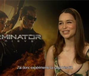 Emilia Clarke s'est inspirée de Sarah Connor pour son rôle de Daenerys Targaryen
