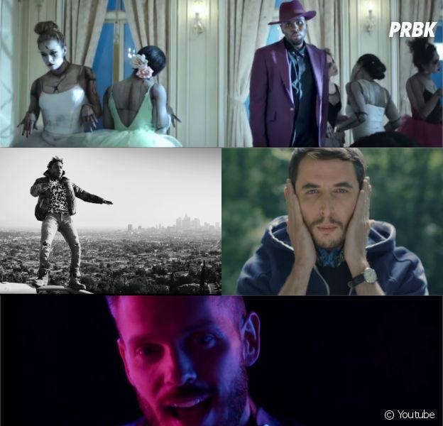 Kendrick Lamar, M. Pokora, Jason Derulo, The Avener et Claptone dans les meilleurs clips de la semaine, juillet 2015