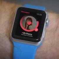 Hands-free Tinder : l'appli Apple Watch qui choisit votre conquête selon vos battements de coeur