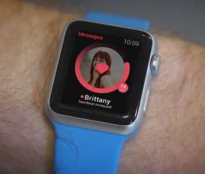 Hands-free Tinder : l'appli Apple Watch qui va révolutionner votre façon de matcher