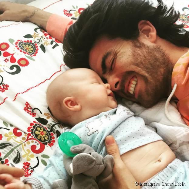 Jonathan (Secret Story) papa d'une petite fille prénommée... Jetaime