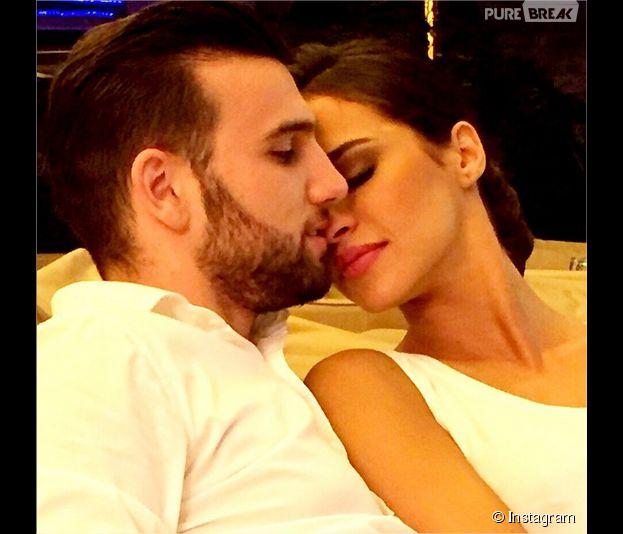 Leila Ben Khalifa et Aymeric Bonnery se déclarent leur amour pour les 1 an de Secret Story 8