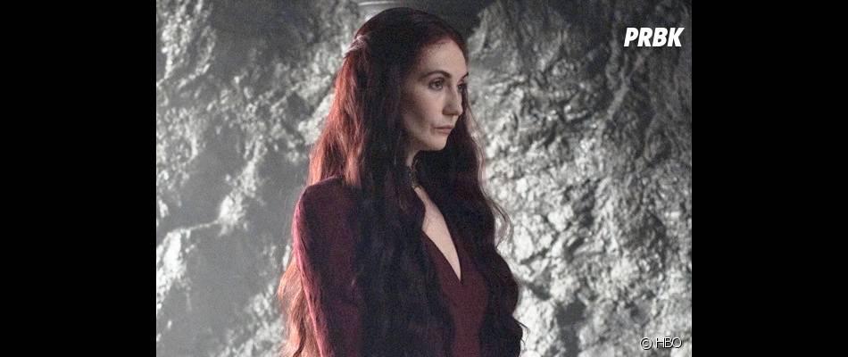 Game of Thrones : Carice van Houten insultée par les fans à cause de son rôle de Melisandre