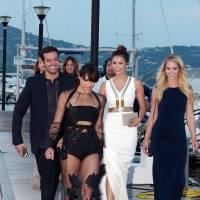 Nina Dobrev : vacances sexy entre bikini et gala à Saint Tropez