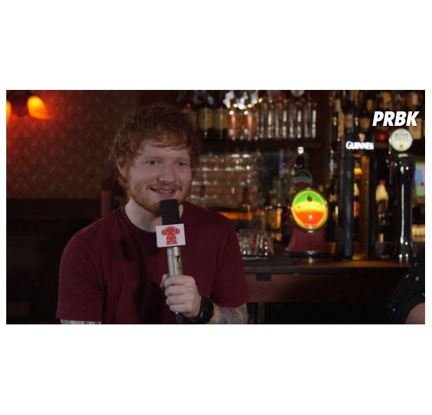 Ed Sheeran : le chanteur révèle avoir fait caca en plein concert