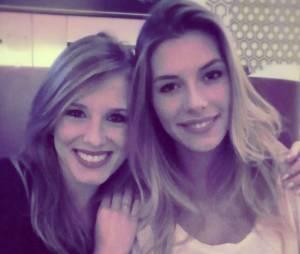 Camille Cerf et Alyssa Wurtz complices sur Instagram