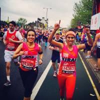 Elle court un marathon sans tampon pendant ses règles... pour la bonne cause