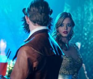 Sasha Pieterse dans l'épisode 10 de la saison 6 de Pretty Little Liars