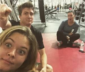 Sasha Pieterse : sa prise de poids critiquée sur Twitter