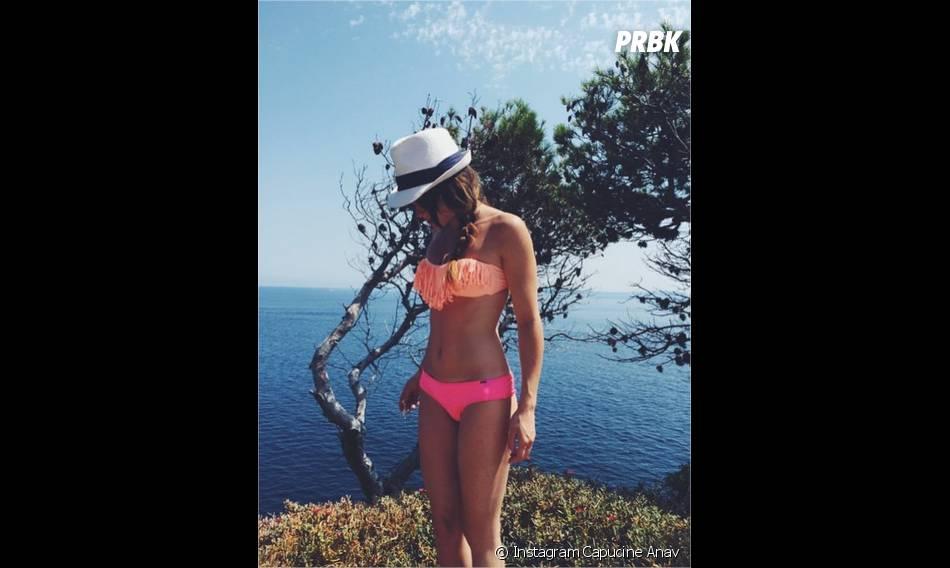 Capucine Anav en bikini