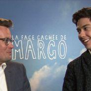 Nat Wolff et John Green : amitié, voyages absurdes... leur interview pour La Face cachée de Margo