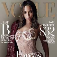 Beyoncé sexy et dominatrice pour une couv' historique de Vogue