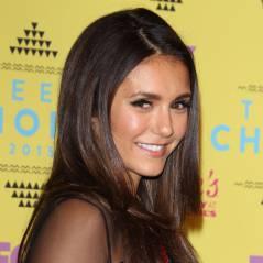 Nina Dobrev : adieux émouvants à Elena et The Vampire Diaries aux Teen Choice Awards 2015