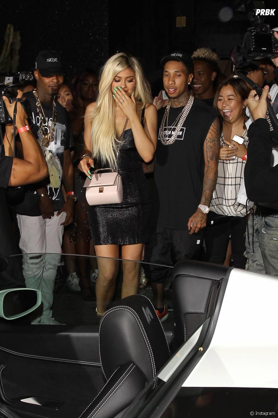 Kylie Jenner : 9 millions d'euros pour une sextape avec Tyga