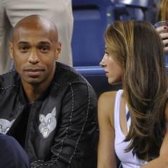 Thierry Henry papa : une petite footballeuse pour l'ex-star d'Arsenal