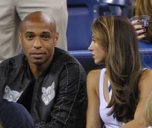 Thierry Henry papa : sa compagne Andrea Rajacic aurait accouché
