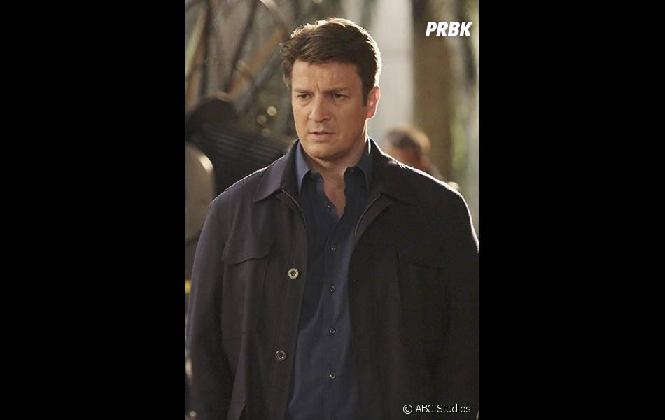 Castle saison 7 : Nathan Fillion de retour